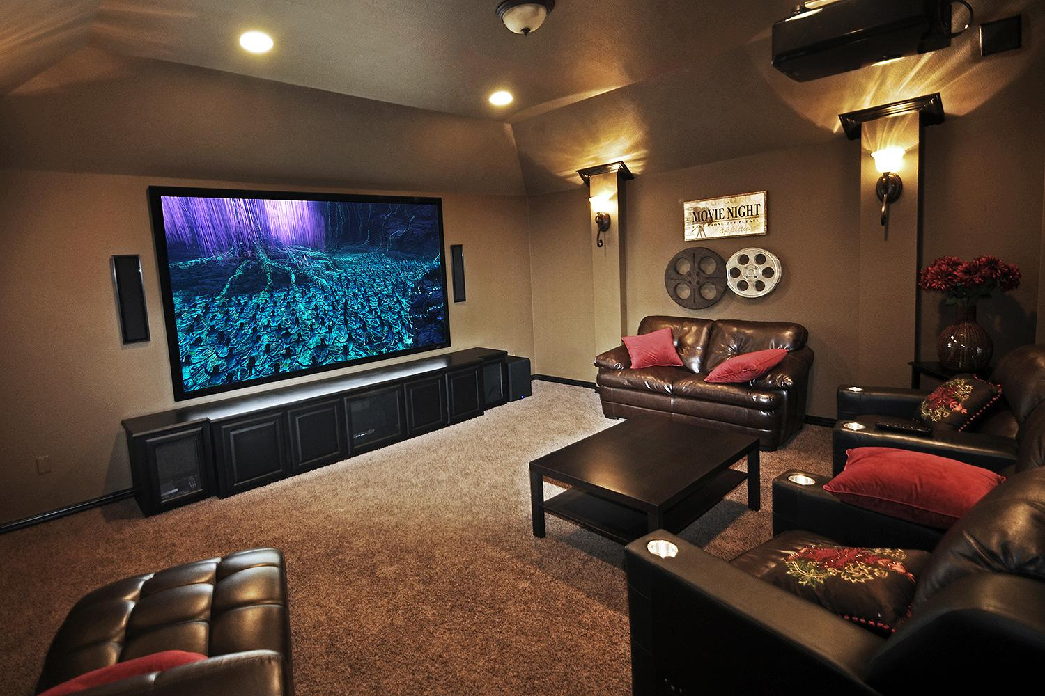 Michigan based Home Theater Design & Installation